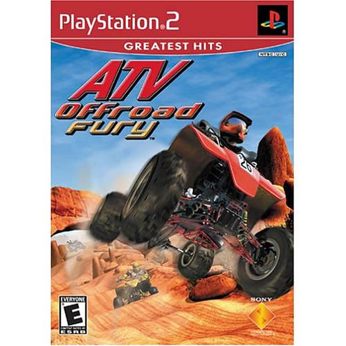 Image 0 of ATV Offroad Fury PS2 For PlayStation 2 Flight