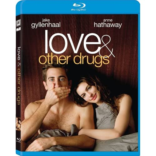Image 0 of Love And Other Drugs Blu-Ray On Blu-Ray With Jake Gyllenhaal Romance