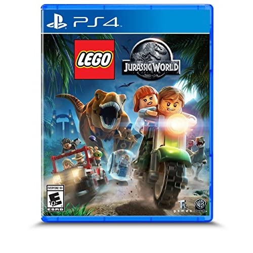 Image 0 of Lego Jurassic World Standard Edition For PlayStation 4 PS4