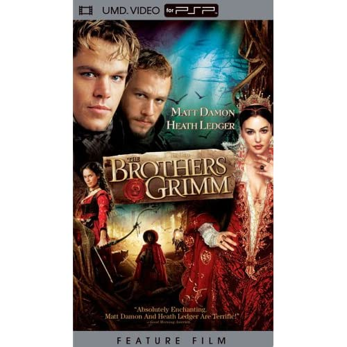 Image 0 of The Brothers Grimm UMD For PSP
