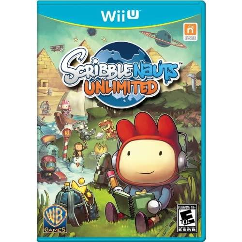 Image 0 of Scribblenauts Unlimited For Wii U