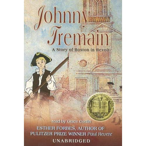 Image 0 of Johnny Tremain By Esther Forbes On Audio Cassette