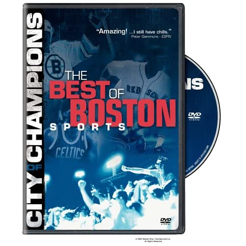 Image 0 of City Of Champions-Boston Sport On DVD