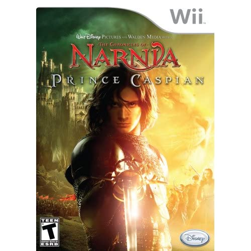 Image 0 of The Chronicles Of Narnia: Prince Caspian For Wii And Wii U