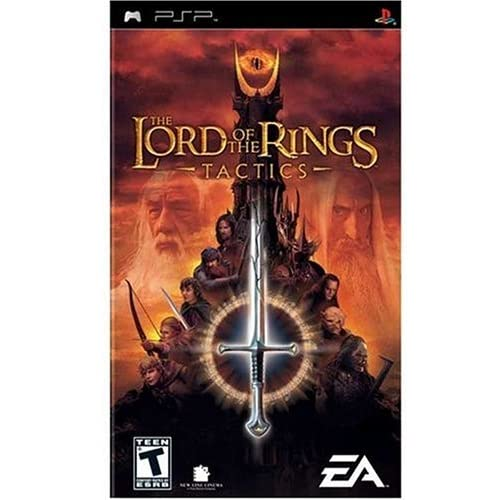 Image 0 of The Lord Of The Rings: Tactics Sony For PSP UMD