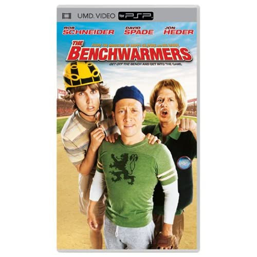 Image 0 of The Benchwarmers Movie UMD For PSP