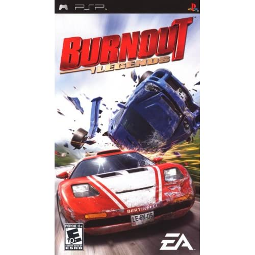 Image 0 of Burnout Legends Sony For PSP UMD Flight