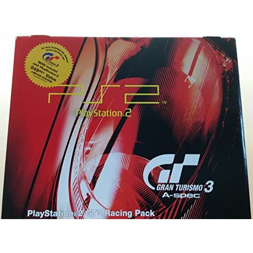 Gran Turismo 3 GT3 Fat PS2 Hardware Bundle PlayStation 2