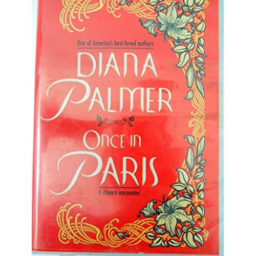 Image 0 of Once In Paris By Diana Palmer On Audio Cassette