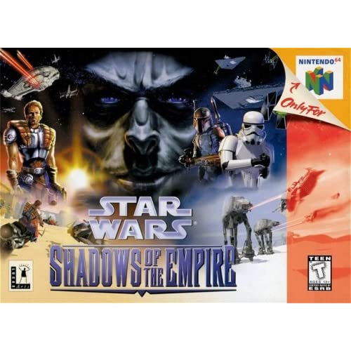 Star Wars: Shadows Of The Empire For N64 Nintendo