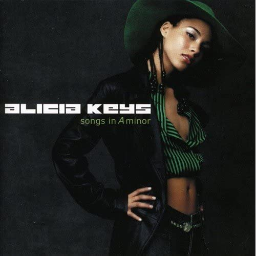 Image 0 of Songs In A Minor By Alicia Keys On Audio CD Album 2001