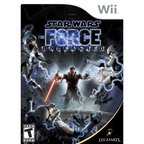Image 0 of Star Wars: The Force Unleashed For Wii And Wii U