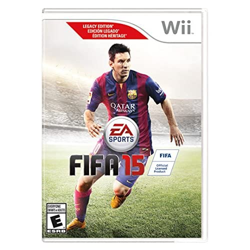Image 0 of FIFA 15 For Wii Soccer