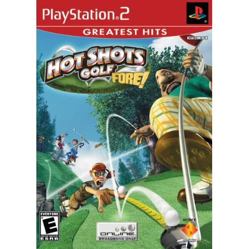 Image 0 of Hot Shots Golf Fore For PlayStation 2 PS2