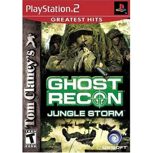Image 0 of Tom Clancy's Ghost Recon Jungle Storm For PlayStation 2 PS2