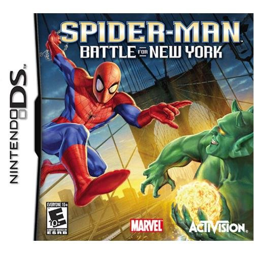 Image 0 of Spider-Man: Battle For New York For Nintendo DS DSi 3DS 2DS