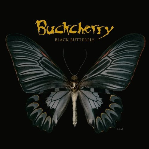 Image 0 of Black Butterfly By Buckcherry On Audio CD Album