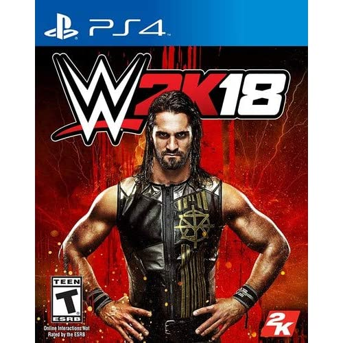 Image 0 of WWE 2K18 For PlayStation 4