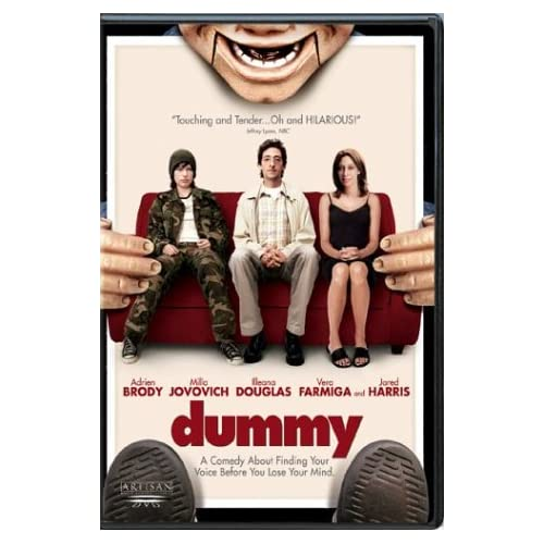 Image 0 of Dummy On DVD With Adrien Brody