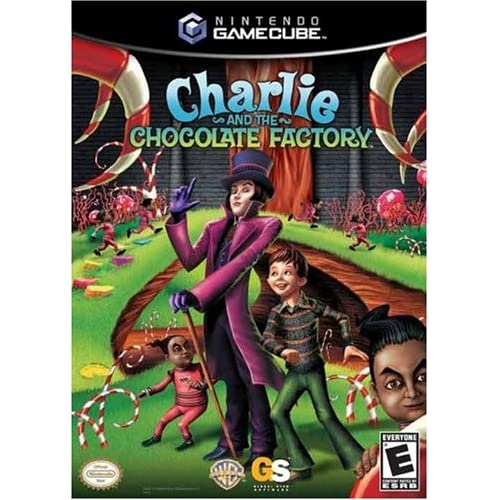 Charlie And The Chocolate Factory For GameCube