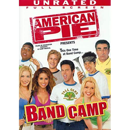 Image 0 of American Pie Presents: Band Camp Unrated Full Screen Edition On DVD With Matt Ba