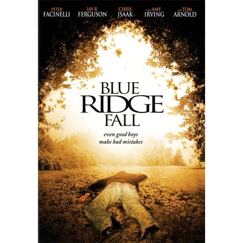 Image 0 of Blue Ridge Fall On DVD With Tom Arnold