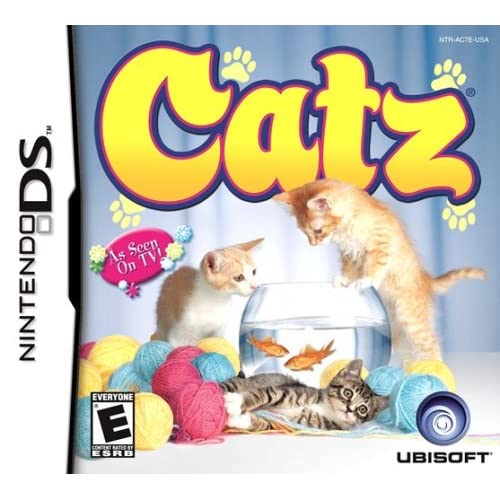 Image 0 of Catz For Nintendo DS DSi 3DS 2DS