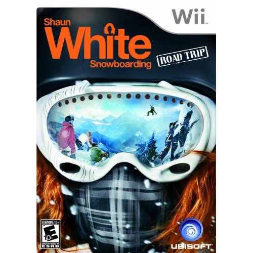 Shaun White Snowboarding Road Trip For Wii And Wii U