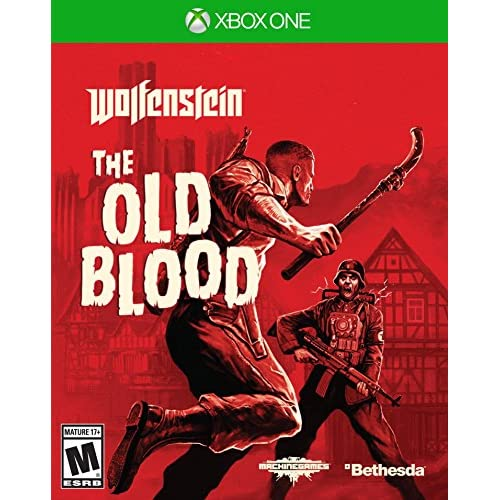 Image 0 of Wolfenstein: The Old Blood For Xbox One Shooter