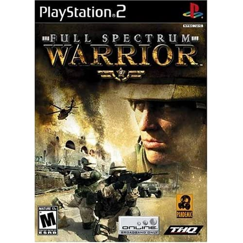 Full Spectrum Warrior For PlayStation 2 PS2