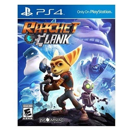 Image 0 of Ratchet And Clank For PlayStation 4 PS4