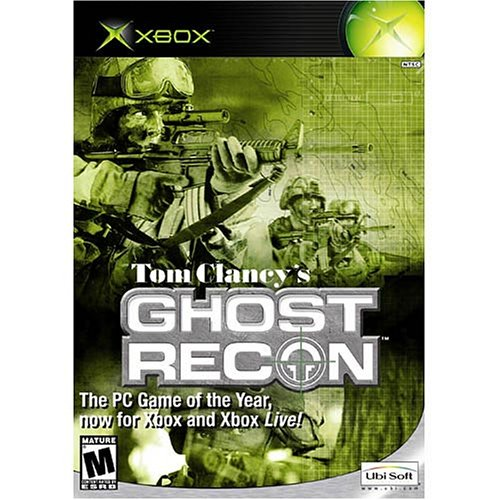 Image 0 of Tom Clancy's Ghost Recon Xbox For Xbox Original