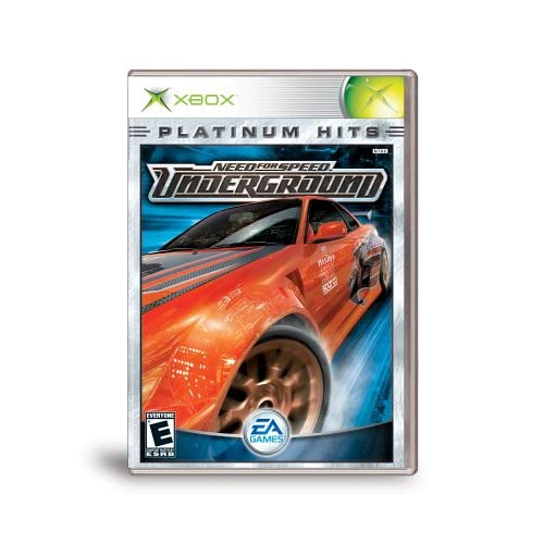 Image 0 of Need For Speed Underground Xbox For Xbox Original Racing
