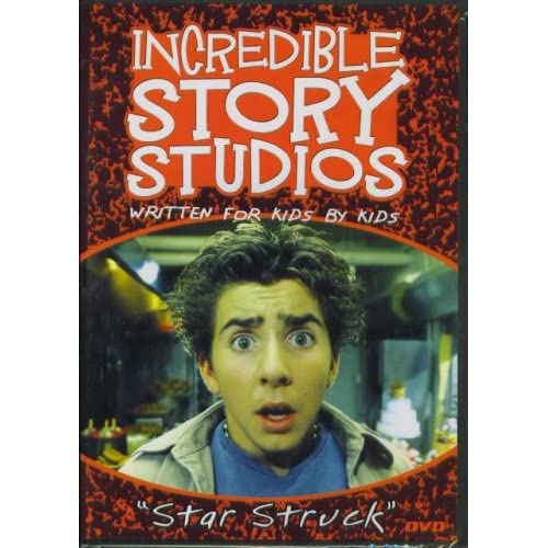 Image 0 of Incredible Story Studios: Star Struck Slim Case On DVD With Multi TV