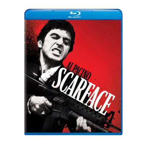 Image 0 of Scarface With Al Pacino On Blu-Ray