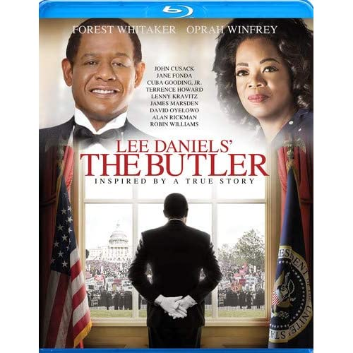 Image 0 of Lee Daniels' The Butler Blu-Ray On Blu-Ray With Danny Strong Drama