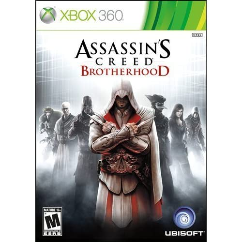 Assassin's Creed: Brotherhood For Xbox 360