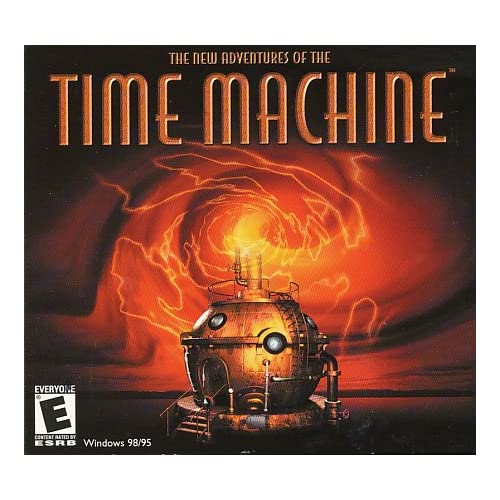 Image 0 of The Adventures Of The Time Machine Software