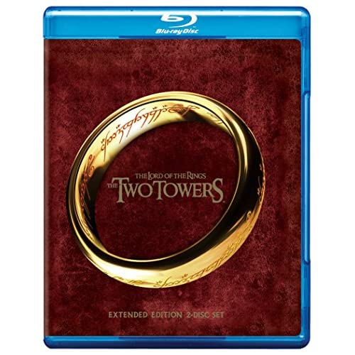 Image 0 of The Lord Of The Rings: The Two Towers Blu-Ray On Blu-Ray With Elijah Wood 2