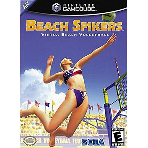 Beach Spikers Volleyball Ngc For GameCube