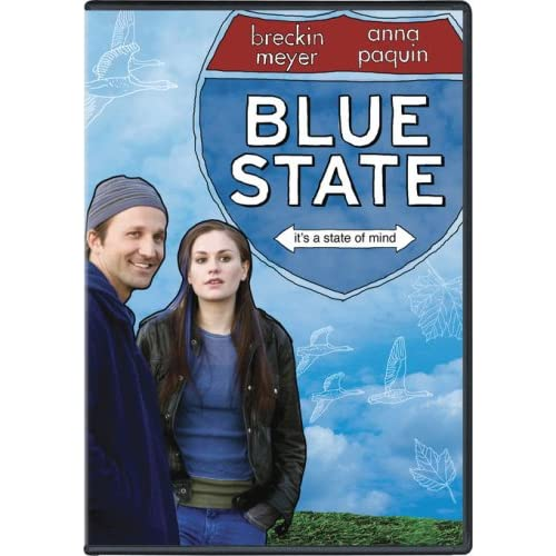 Image 0 of Blue State On DVD With Tim Henry Comedy