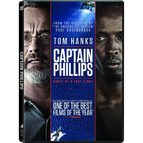 Image 0 of Captain Phillips On DVD With Tom Hanks Drama