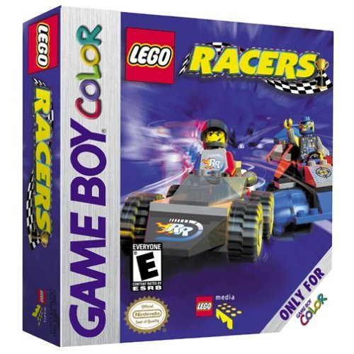 Lego Racers On Gameboy Color