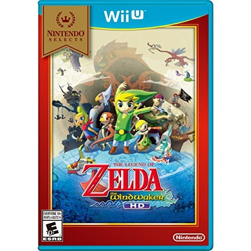 Nintendo Selects: The Legend Of Zelda: The Wind Waker HD Wii U