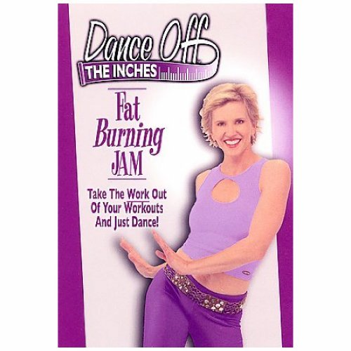 Image 0 of Dance Off The Inches Fat Burning Jam On DVD