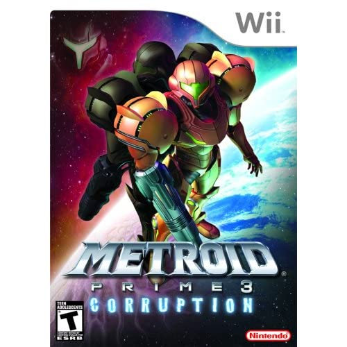 Image 0 of Metroid Prime 3: Corruption For Wii Shooter