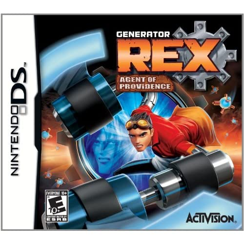 Image 0 of Generator Rex For Nintendo DS DSi 3DS 2DS