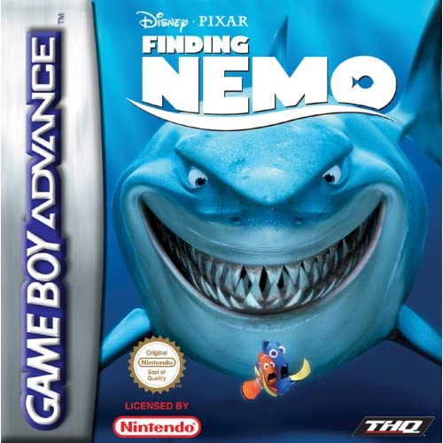 Image 0 of Finding Nemo GBA For GBA Gameboy Advance Arcade