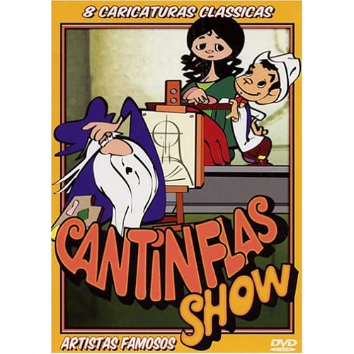 Image 0 of Cantinflas Show: Artistas Famosos On DVD