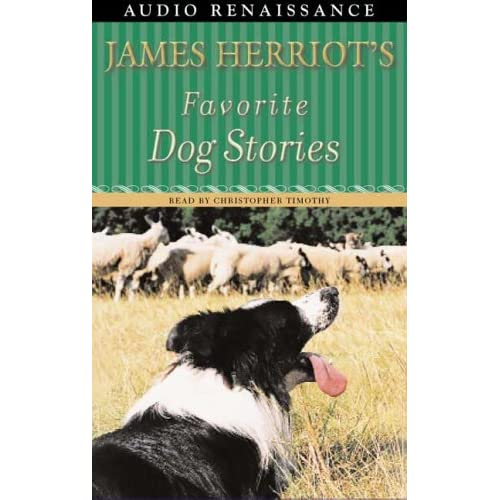 Image 0 of James Herriot's Favorite Dog Stories By James Herriot And Christopher Timothy Re